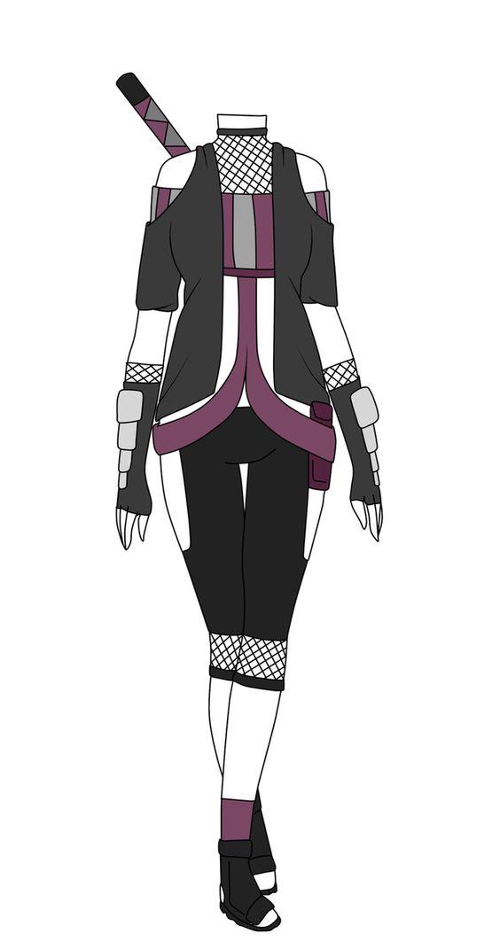 Dibujos Moldes, Ropa Anime, Vestimentas, Armaduras, Dibujar, Trajes Deliciosos, Trajes De Ninja, Dibujar Trajes, Clothes Narutoverse