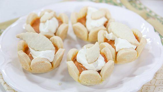 pumpkin tarts dutch apple pies mini pies fall recipes holiday recipes ...