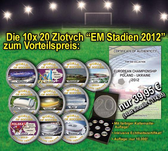 EM Stadien 2012
