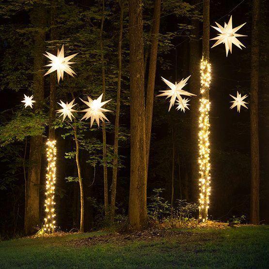 Christmas Star Julestjerne Star Outside Outdoors Utendoers Ute Lys Lights Stj Christmas Lights Outside Outdoor Christmas Outdoor Christmas Decorations