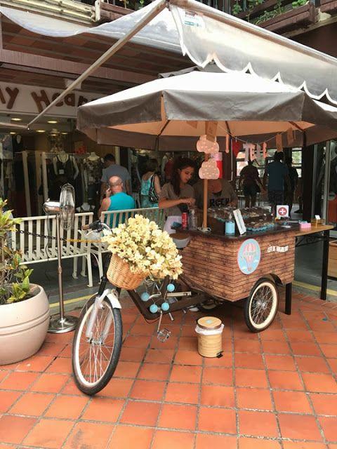 Ceu De Brigadeiro Nossa Food Bike Hoje Bombou No Shopping Do Alto