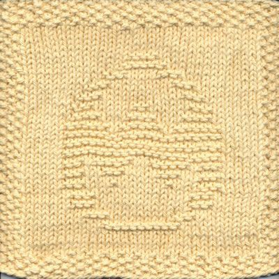 Knitted Dishcloth Patterns For Easter : Shops, Knit dishcloth patterns and Patterns on Pinterest
