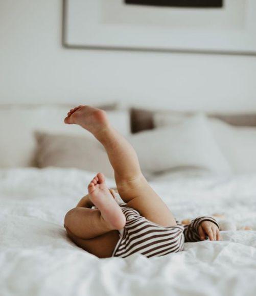 cute little baby feet