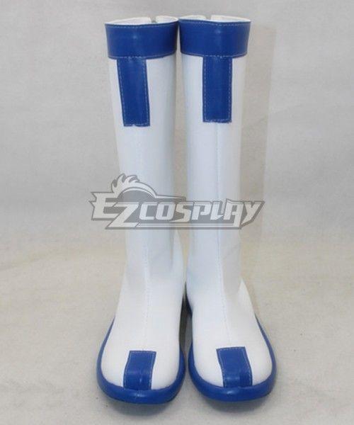 Fairy Tail Rain Woman Juvia Lockser Cosplay Boots