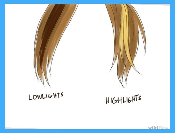 Lowlights Vs Highlights Diy Highlights Hair How To Lighten Hair Step By Step Hairstyles