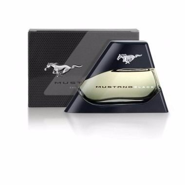 Perfume Mustang Black - Masculino 70ml - Loja Virtul Cabanascuba