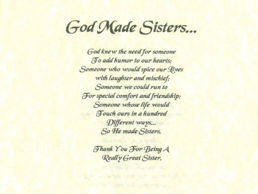 older sister poems that make you cry - photo #27