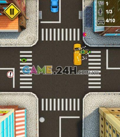 Game Điều khiển giao thông 2