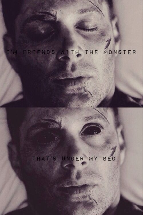 Im Friends With The Monster Thats Under My Bed