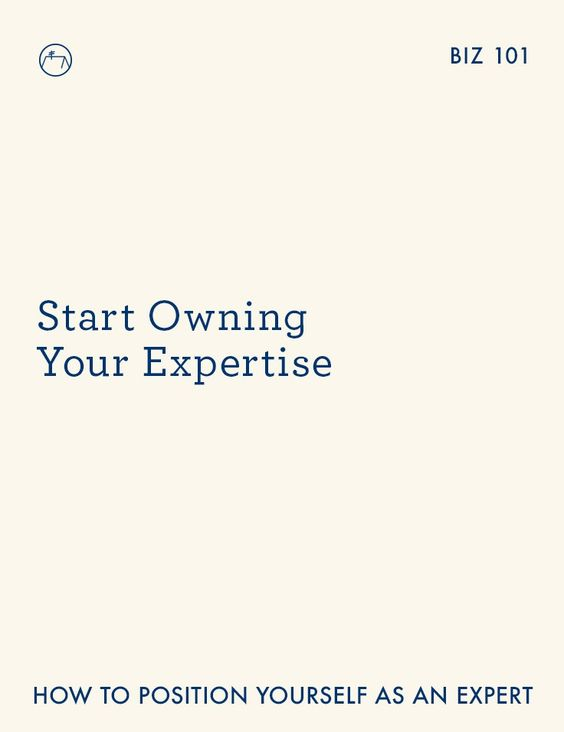 Click through to read how you can do these simple strategies to start positioning yourself as an expert.