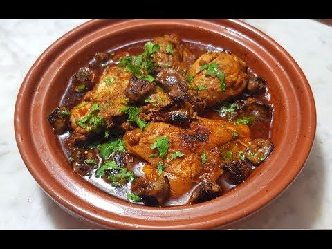 شطيطحة دجاج بالكبدة مقلية بنينة و راقية هشام للطبخ Youtube International Recipes Ramadan Recipes Recipes