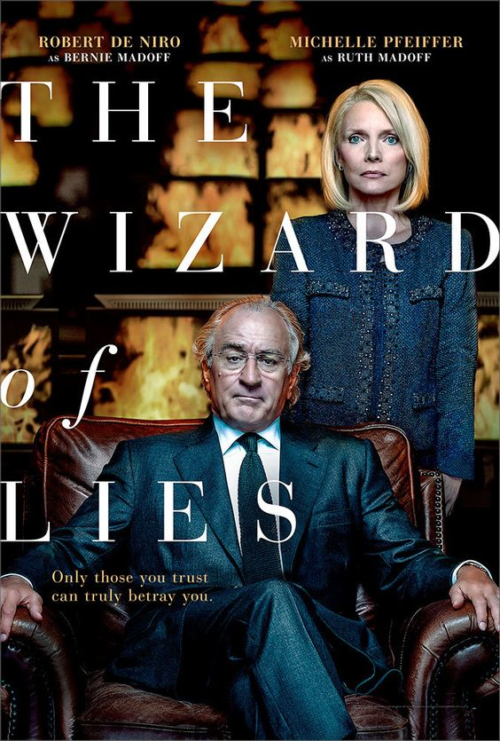 The Wizard of Lies (2017) WEB-DL