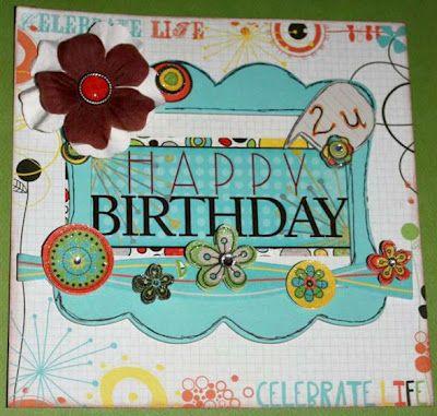 Ad Lib Birthday Card @Samantha Wright #bobunny