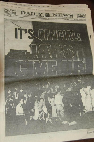 It's Official Japs Give Up