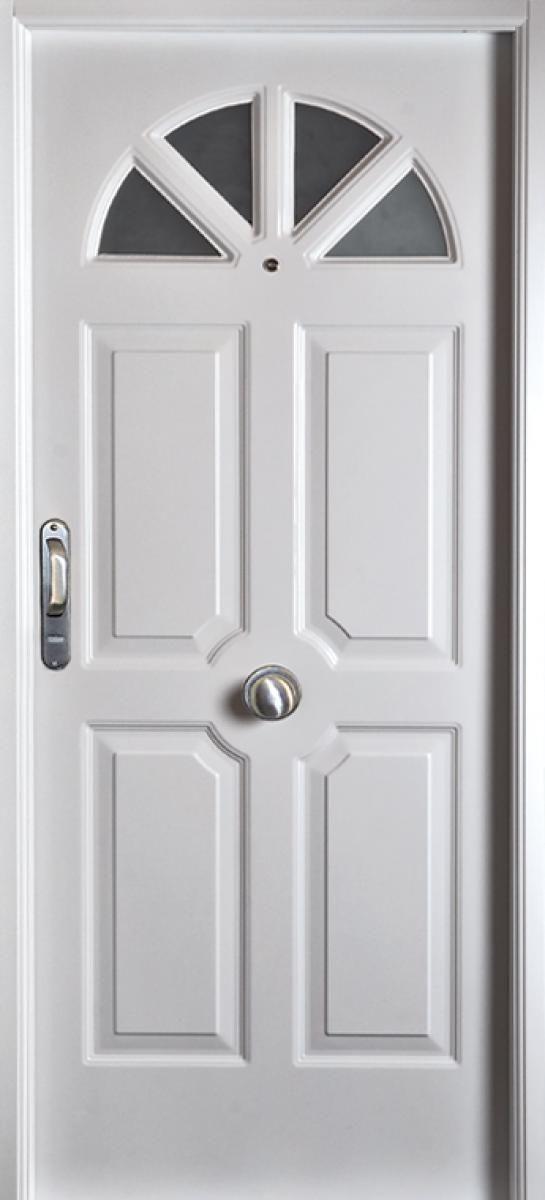 Semi Premium 4 Tab Sol Semi Premium Doors Steel Pr Semi Premium 4 Tab Sol Semi Premium Pue Craftsman Front Doors Front Gate Design Door Design