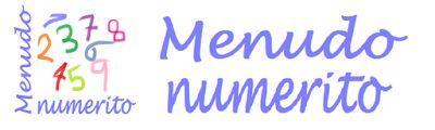 """El blog de """"Menudo numerito"""""""