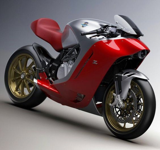 MV Agusta has been teasing a new version of their F4 superbike for several weeks. The bike was designed in concert with Italian design firm Zagato which, despite sounding like the name of Will Ferrell's character in Zoolander, specializes in high end auto design