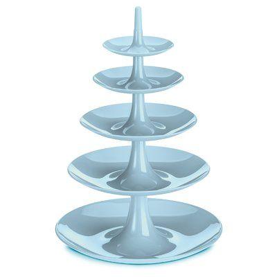 Latitude Run Steinke Tiered Stand Wayfair Glass Dome Cake Stand Porcelain Cake Stand Tiered Stand