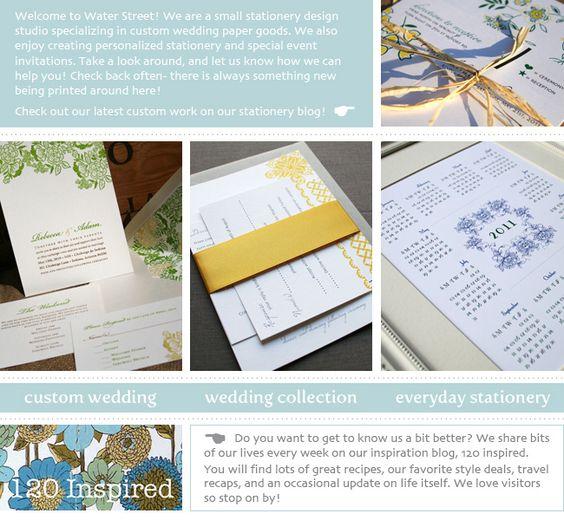 Pinterest Invites is beautiful invitation layout