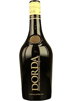 Dorda Double Chocolate Liqueur with Chopin Vodka