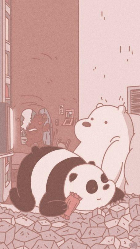 We Bare Bears Wallpaper Tumblr Bear Wallpaper We Bare Bears Wallpapers Cute Cartoon Wallpapers