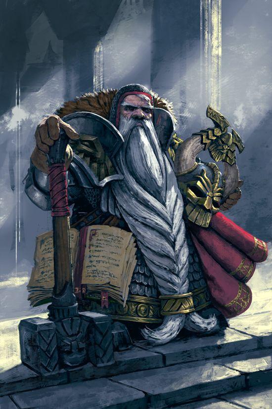 Rulgrim UgKarak, guardian de la luz de Moradin 3268c0ea013e95c1420aff40ccaa9593
