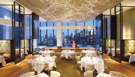 Asiate - New York | Restaurant Review - Zagat