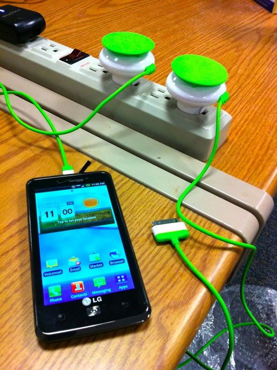 eco-friendly gadget chargers