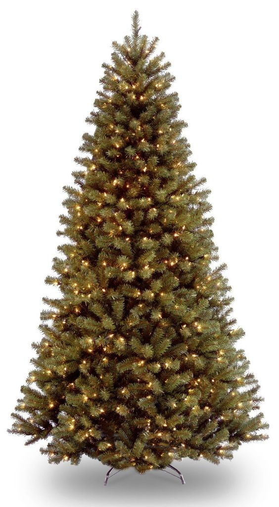 8 Best Fake & Artificial Christmas Trees in 2016 - Pre-Lit Realistic…