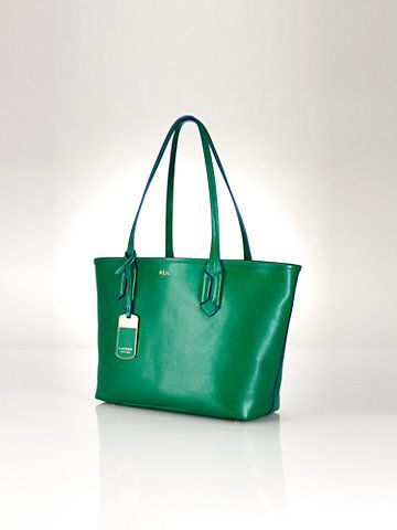 Tate Shopper - Handheld Handbags - Ralph Lauren UK