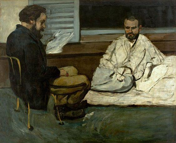 Fine Art and You: Paul Cézanne - Post-Impressionist Painter (1839-1906)