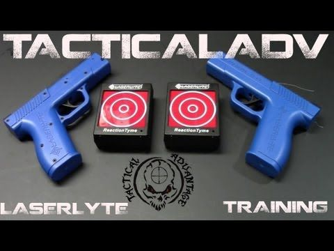 Laserlyte Training System (Unboxing and Overview)