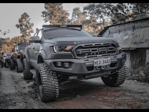 Ford Ranger 4x4 Extreme Off Road Fantastic Drivers 2020
