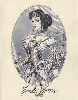 Wonder Woman 1887 by MichaelDooney