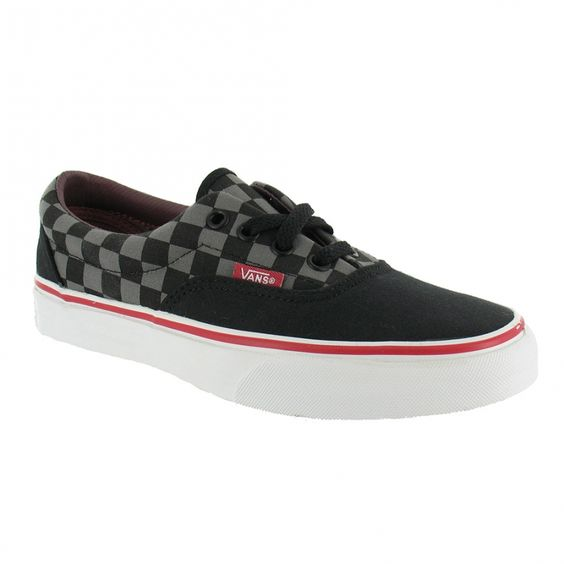 junior vans black