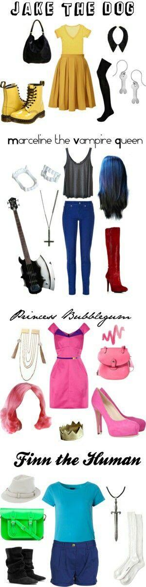 How to dress like...