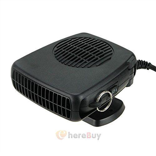 Usa Premium Store 2 In 1 Car Portable Ceramic Heating Cooling