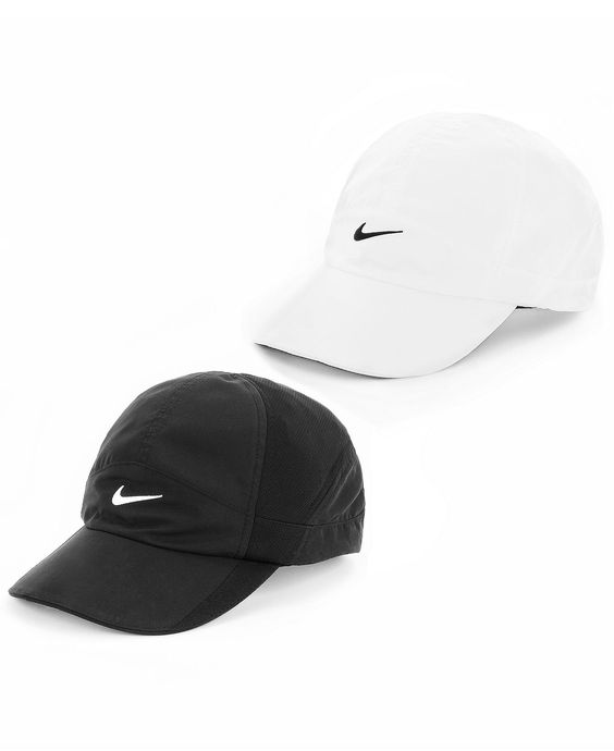 Gorras Nike Blancas Y Negras