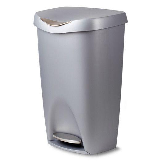 Umbra 13 Gal. Brim Step Trash Can   AllModern