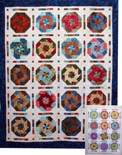 Pinwheel quilt, Quilt and Pinwheel quilt pattern on Pinterest