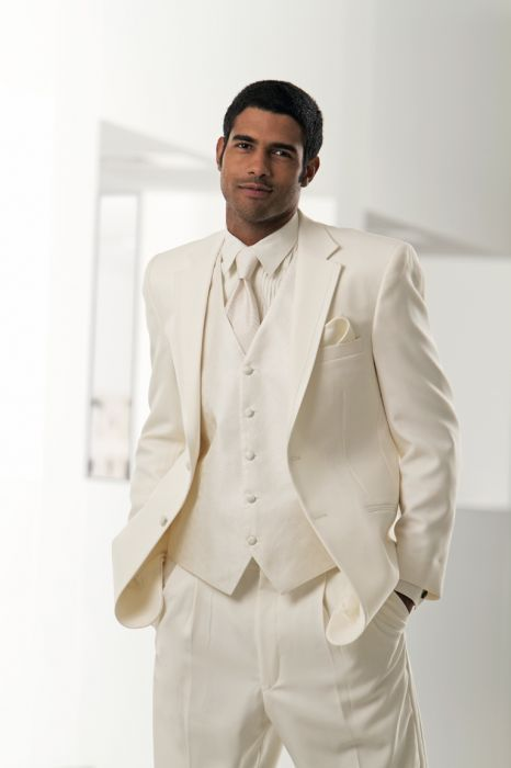 Ivory Wedding Tuxedos For Groom