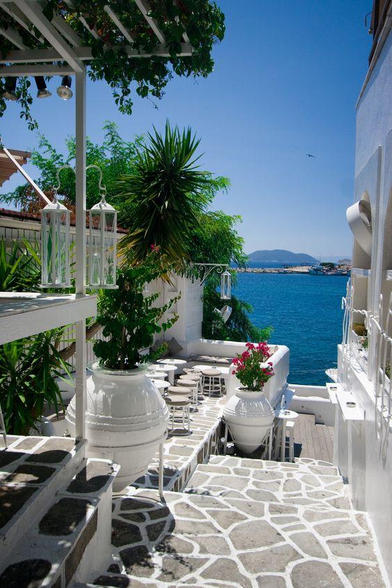 Calcídica, Islas Griegas, Grecia