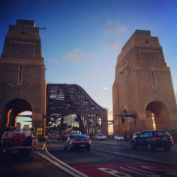 Bye bye Sydney.. See you in December!! また12月に会いましょう #シドニー #オーストラリア #sydney #sydneyharbour #sydneyharbourbridge by g.sanae831 http://ift.tt/1NRMbNv