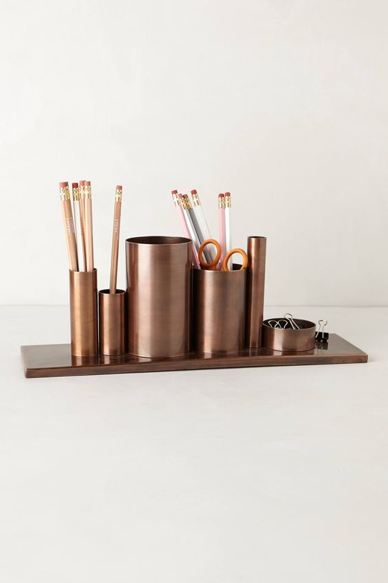 Pencil And Pencil Holders On Pinterest