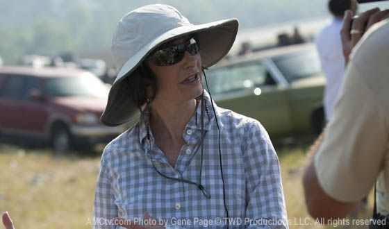 Executive Producer Gale Anne Hurd Interview