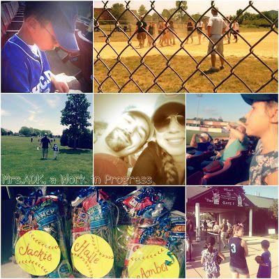 #Softball #Tball #Baseball #WordlessWednesday