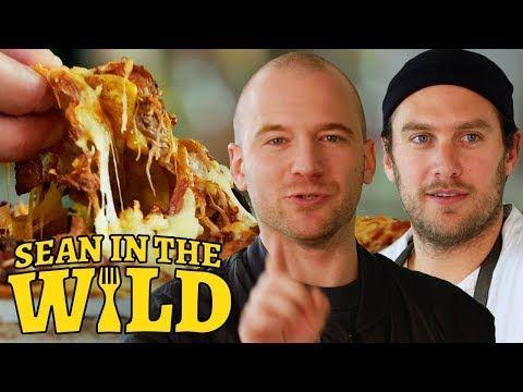The Ultimate Nacho Showdown With Brad Leone And Sean Evans Sean In The Wild Youtube Ultimate Nachos Nachos Bon Appetit