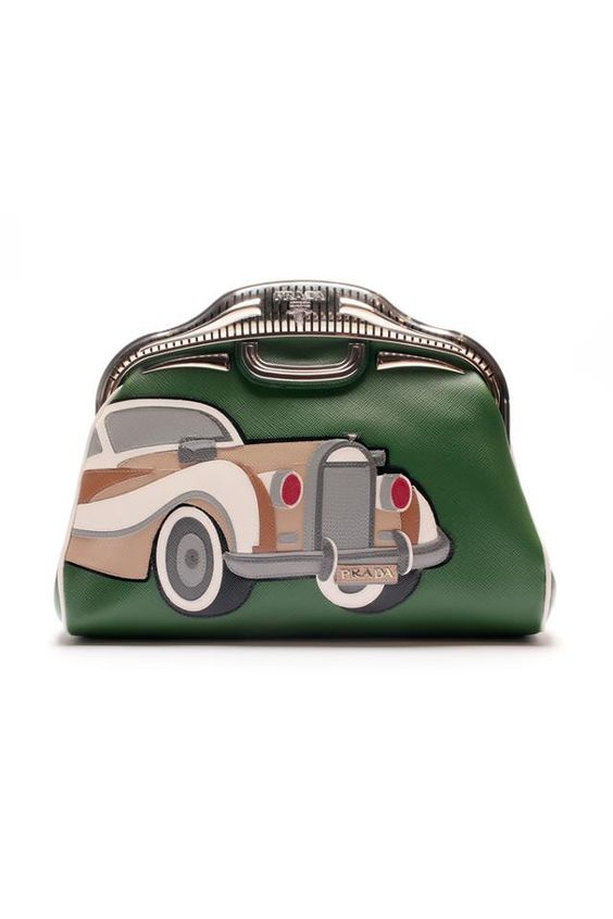 Clutch Handbag - G.T Quirky