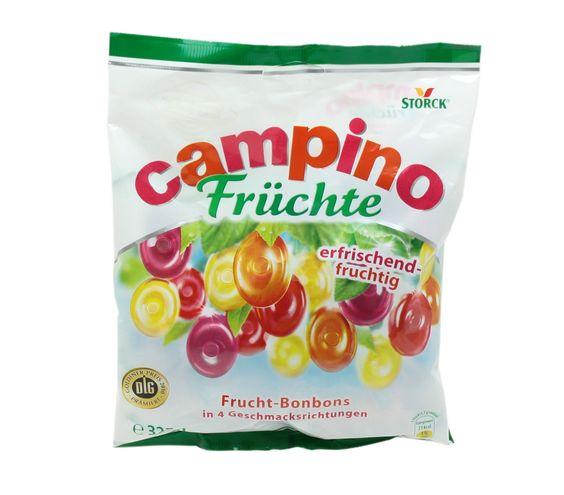 Campino Früchte Bonbons - die dunkelroten waren die besten!