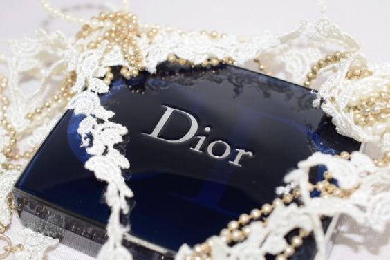 Dior, laces and pearls